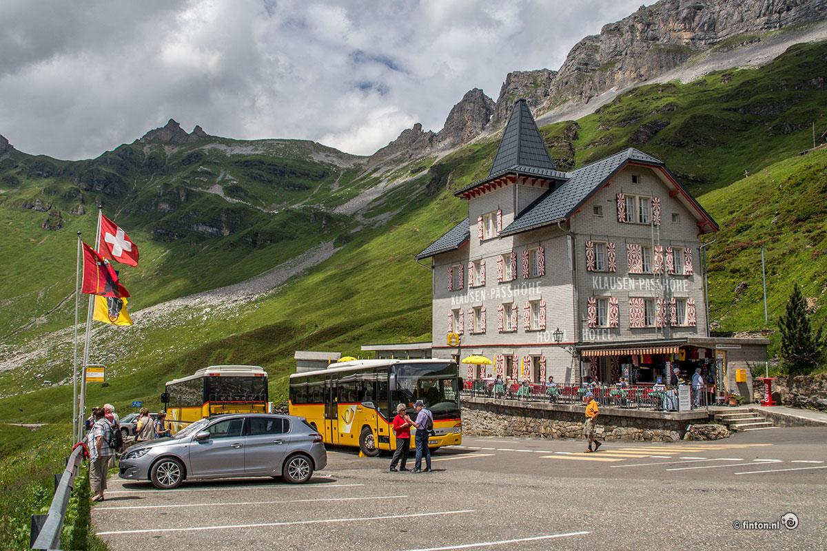 Hotel Klausenpasshöhe