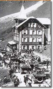 Hotel Klausenpasshoehe