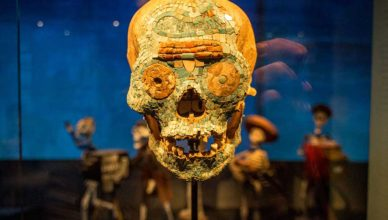 Mixteekse schedel