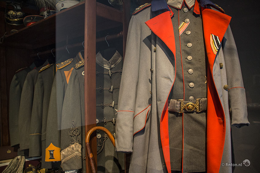 Uniform Kaiser Wilhelm II
