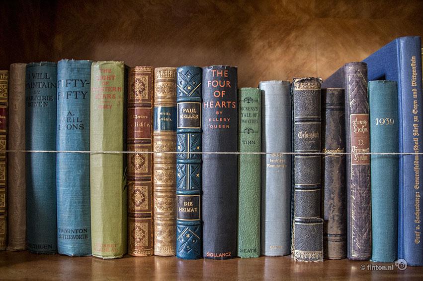 De Boekenkast Van Keizer Wilhelm II