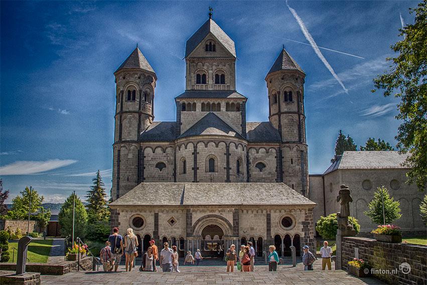 Klooster Maria Laach, Snel Weg Van De Snelweg