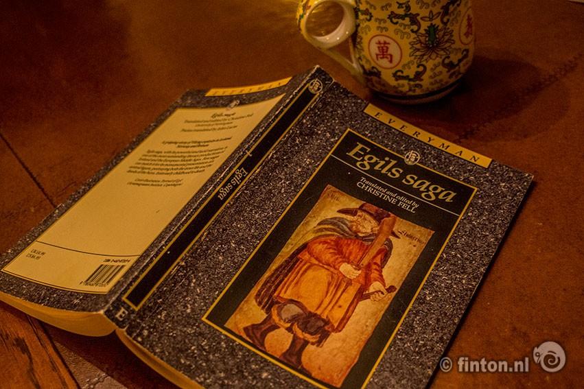 Egils Saga, Strijder En Dichter